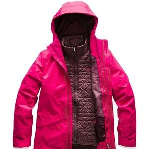 North Face Thermoball Ski Jacket